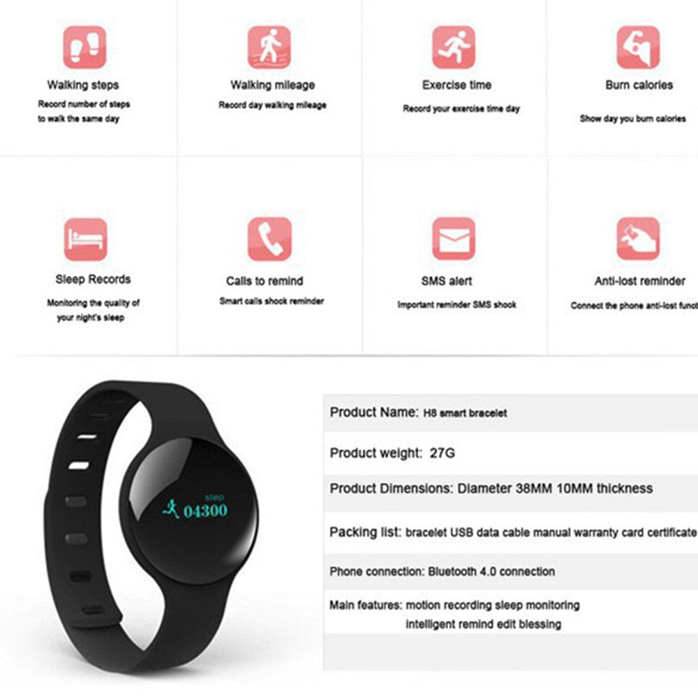 Intelligent Smart Wristband