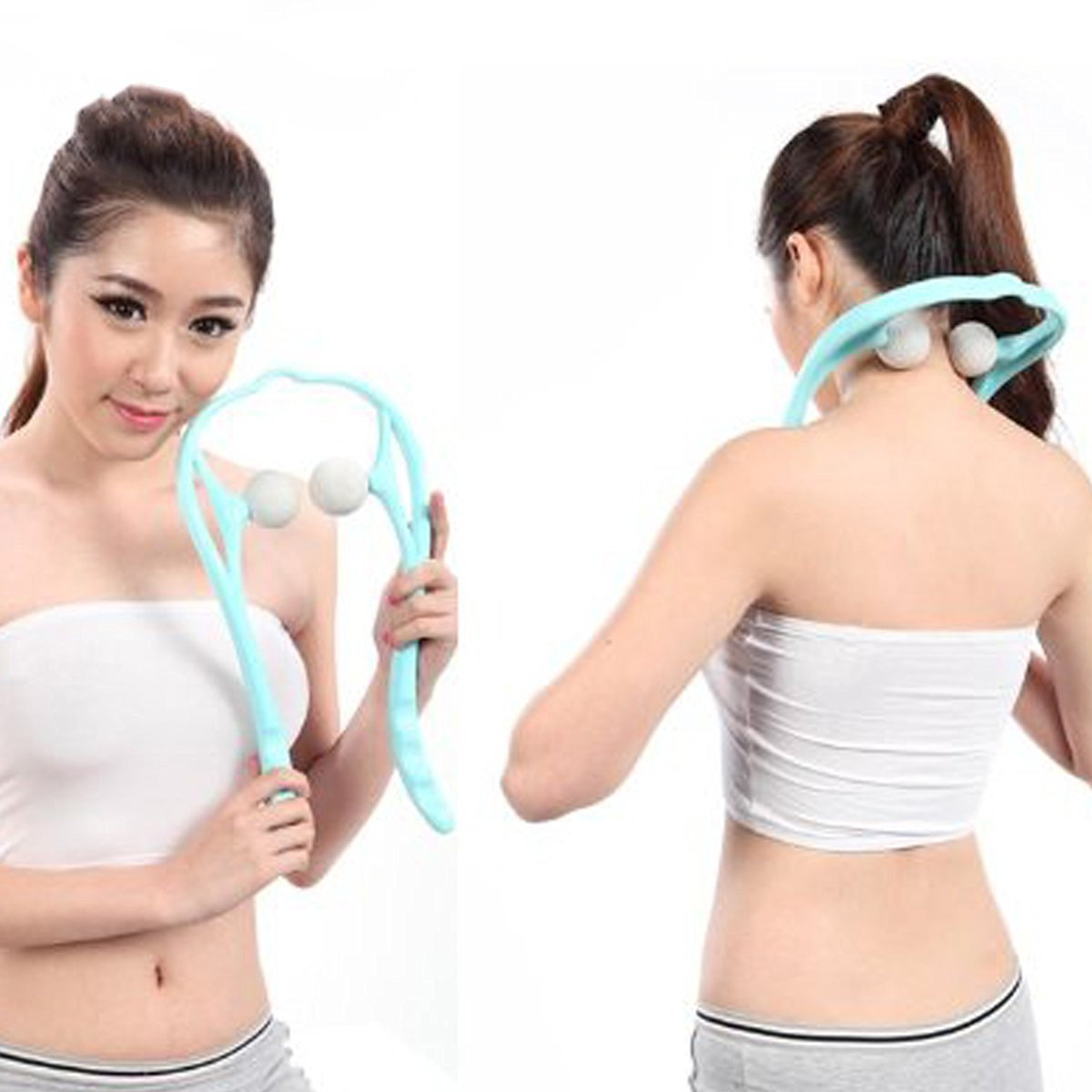 Portable Acupuncture Neck Massager