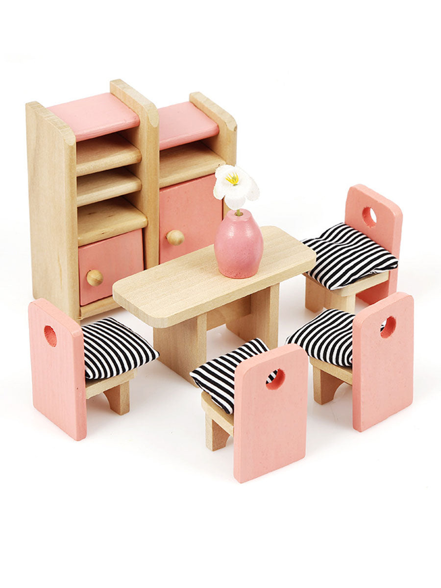 Furniture Puzzle Play House
