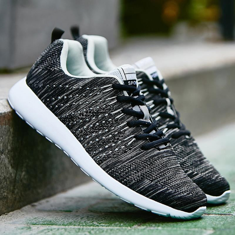 Ultra-lightweight Breathable Mesh Sneakers