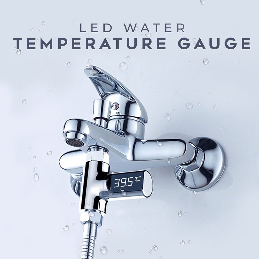LED Water Temperature Gauge