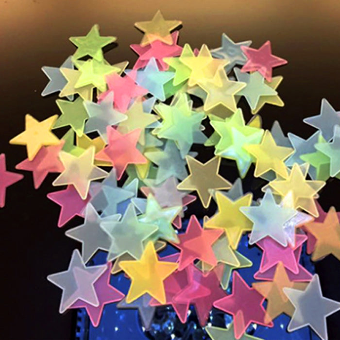 Luminous Star Stickers