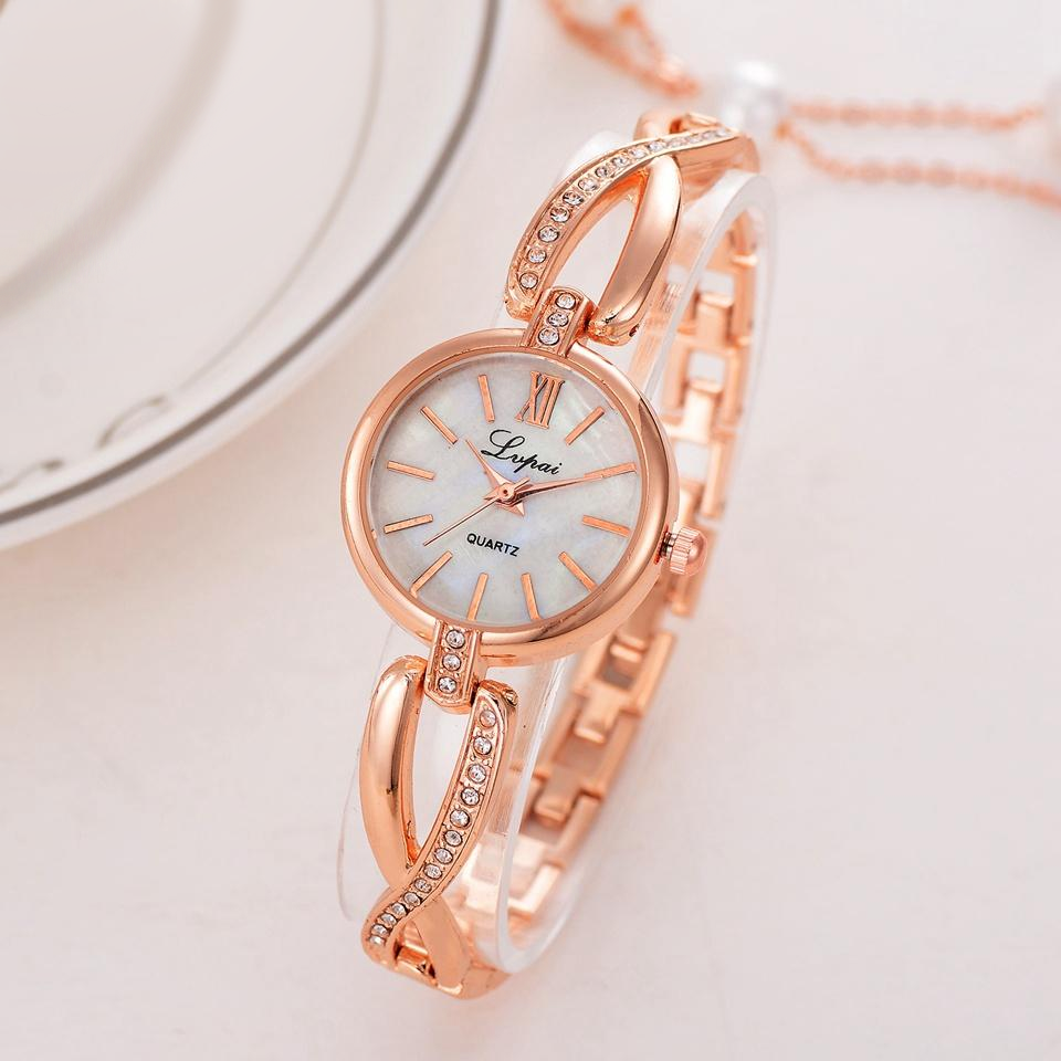 Ladies Luxury Bracelet Dress Watches