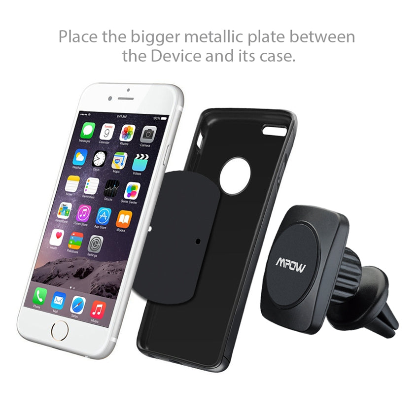 Easy Pickup Smartphone Car Mount