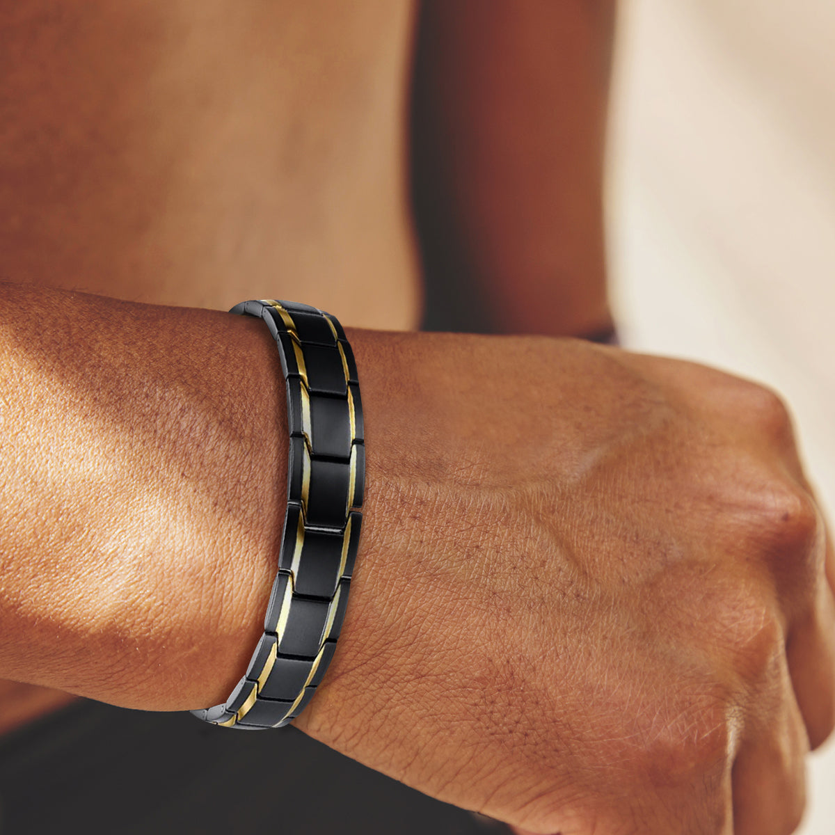Magnetic Therapy Iron Bracelet