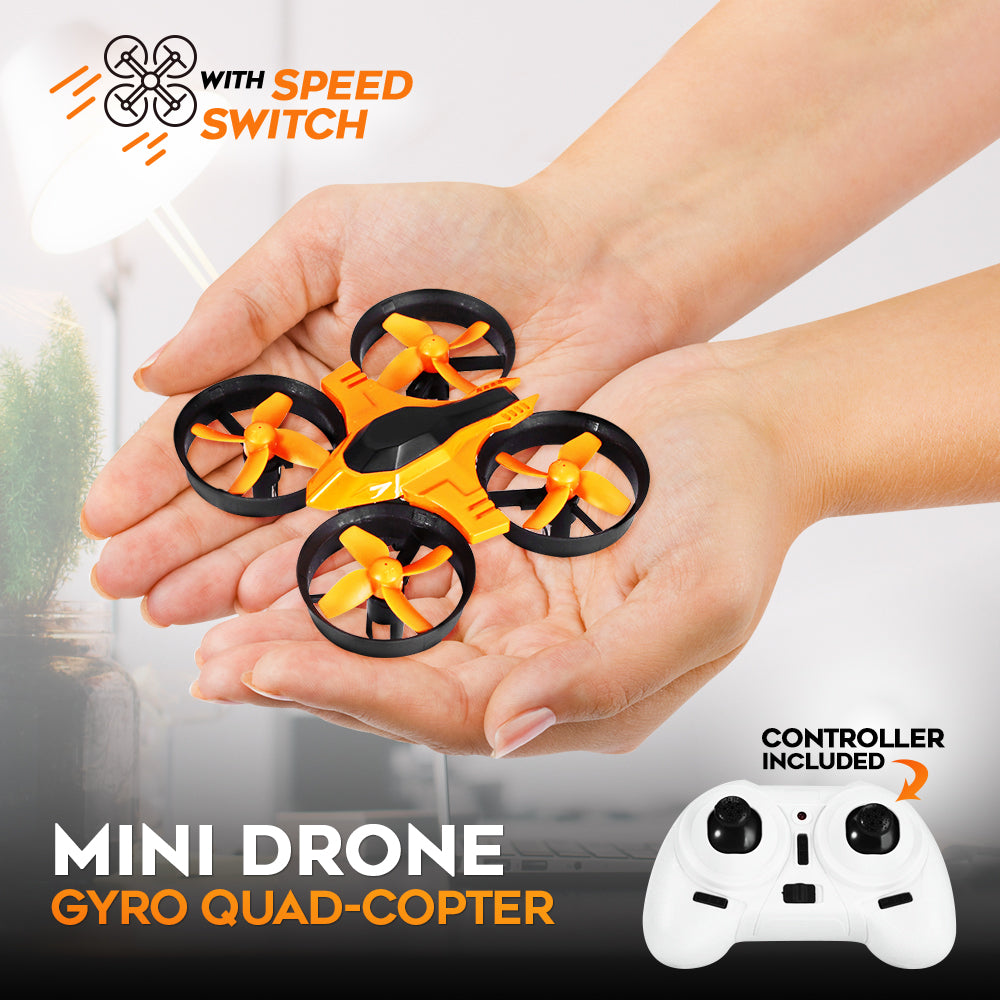 Mini Drone Gyro Quad-copter With Speed Switch