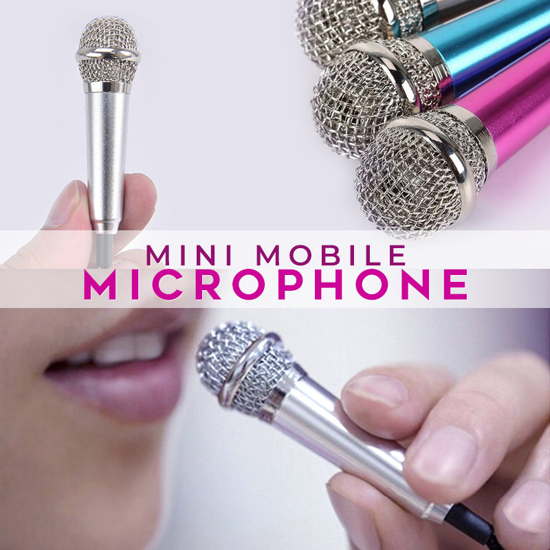 Mini Mobile Microphone