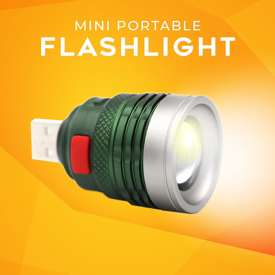 Mini Portable Flashlight
