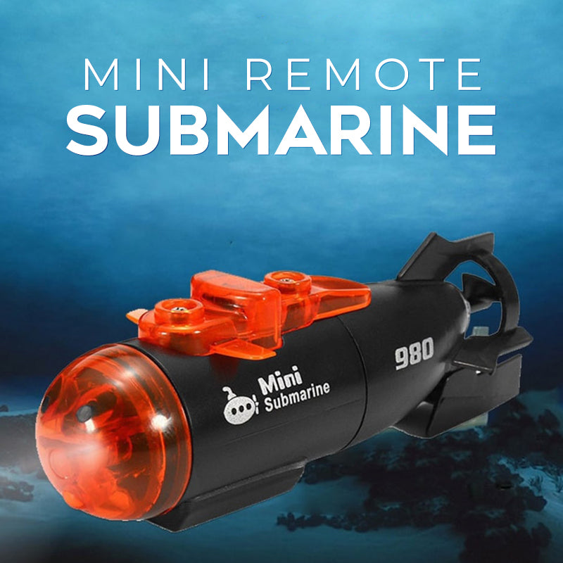 Mini Remote Submarine