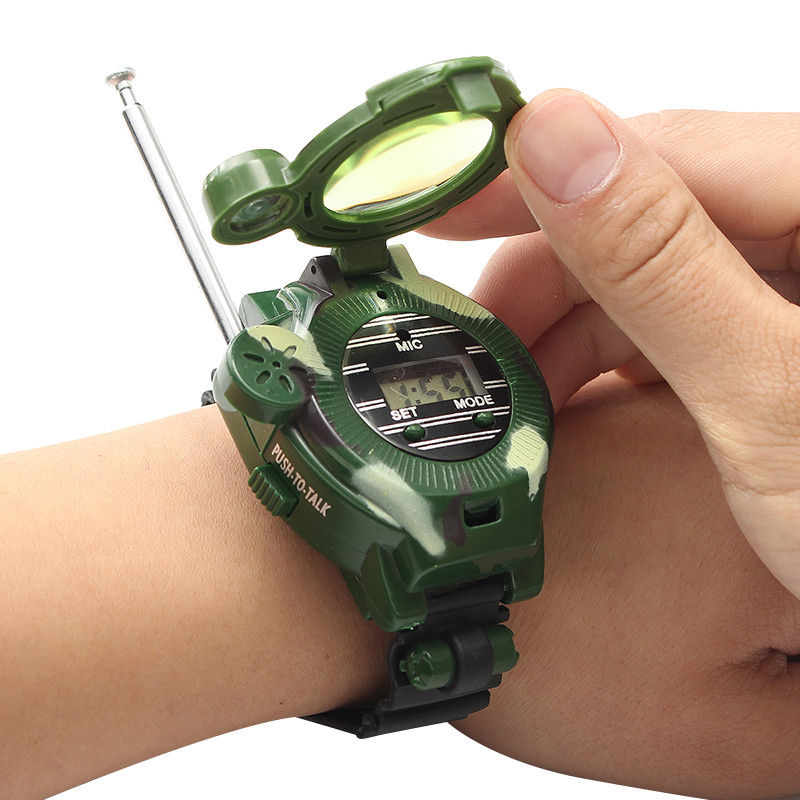 Wrist Walkie Talkies