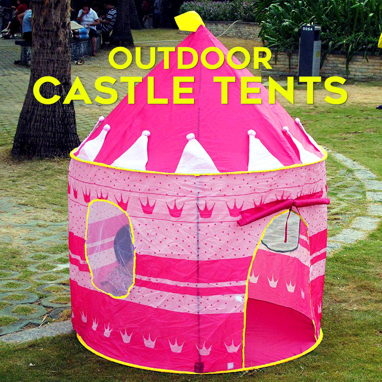 Outdoor castle Tents