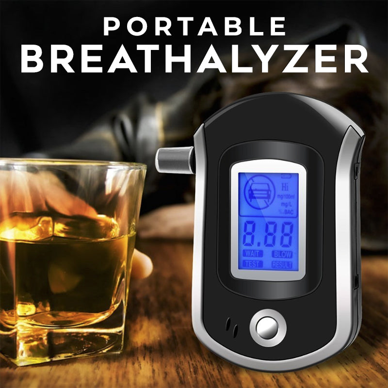 Portable Breathalyzer