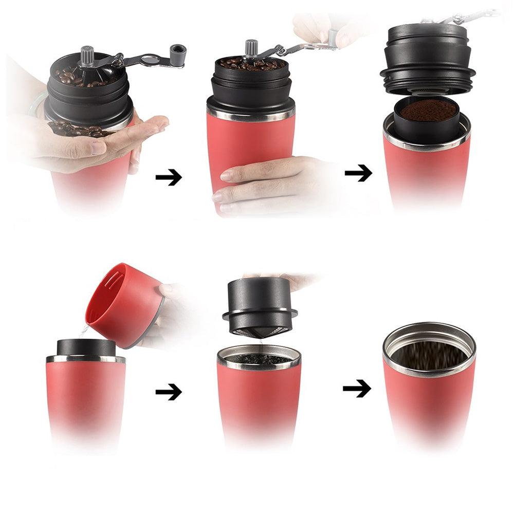 Portable Drip Coffee Maker