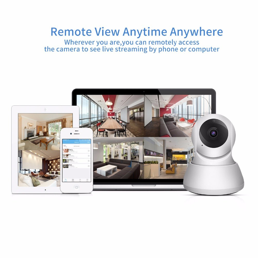 Home Security WiFi CCTV