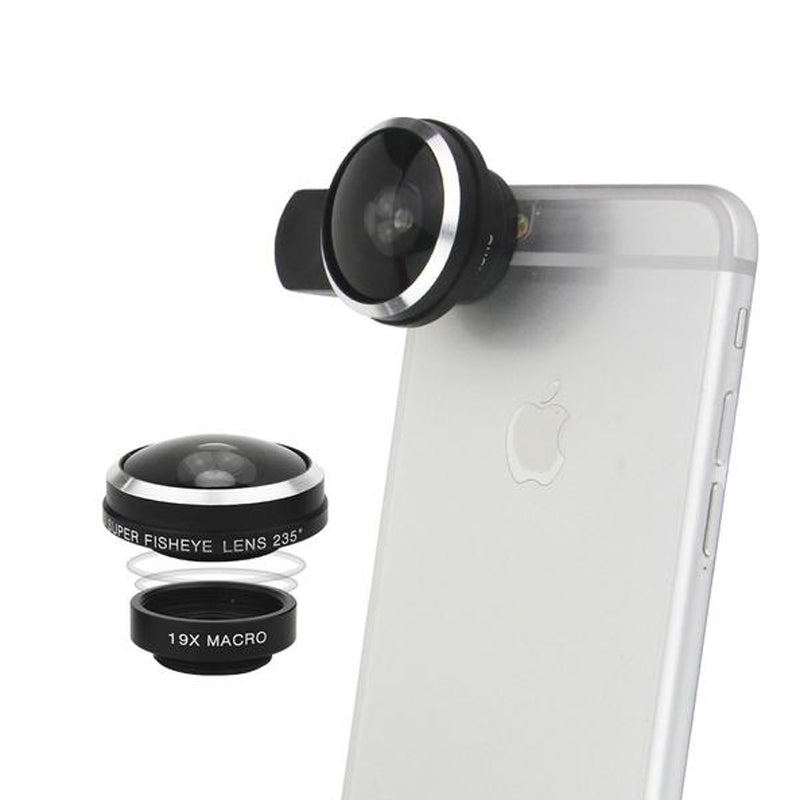 Super FishEye Phone Lens
