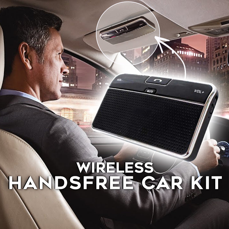 Wireless Handsfree Car Kit
