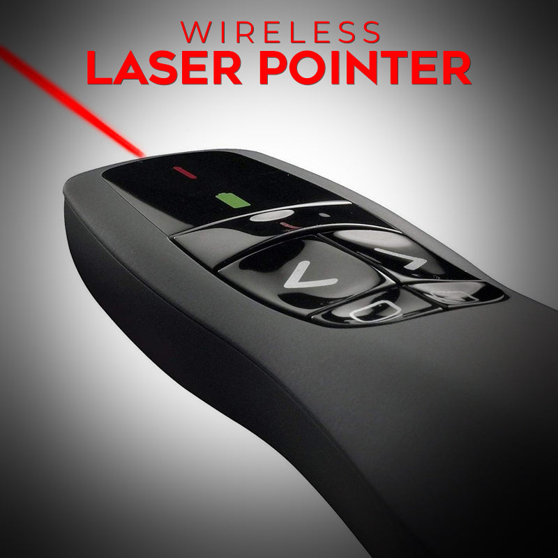 Wireless Laser Pointer