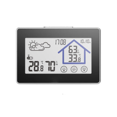 Wireless Touchscreen Thermometer
