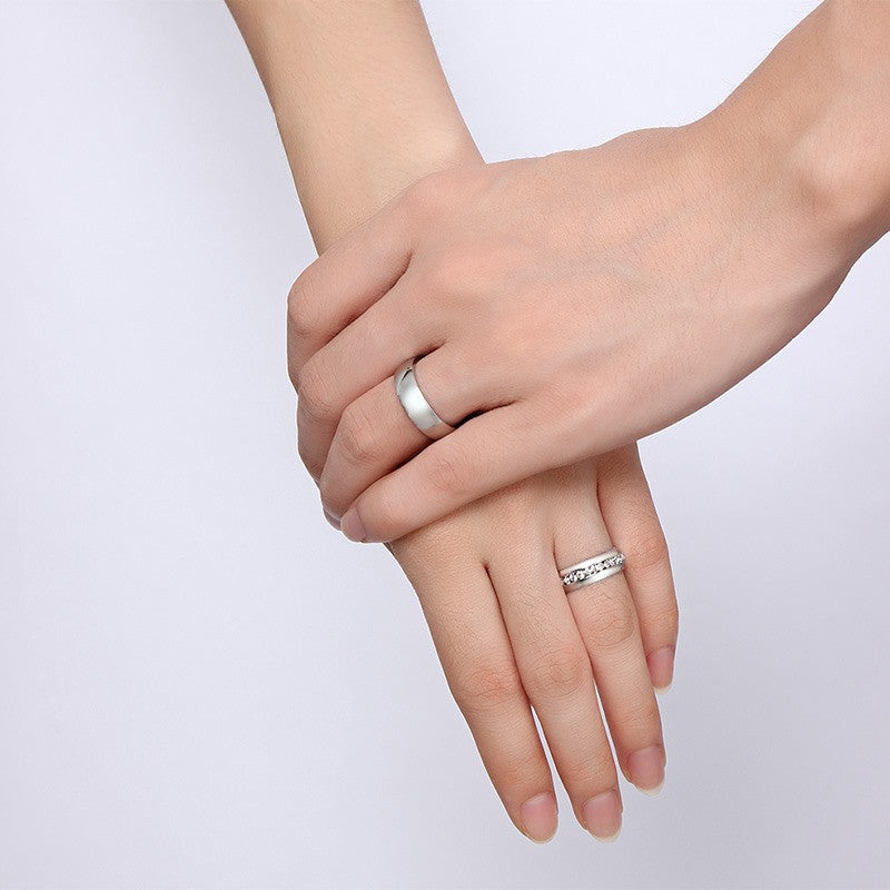 Lover Engagement Ring