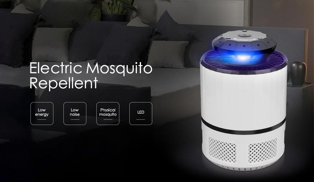 Low Energy / Mute Operation / Physical Method / LED Electric Mosquito Repellent