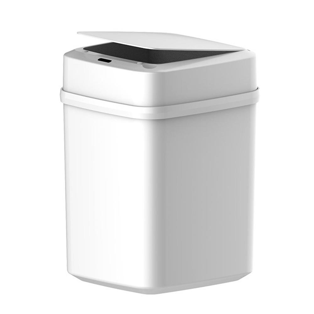 Smart Sensing Trash Can 0.3s Quick Reaction