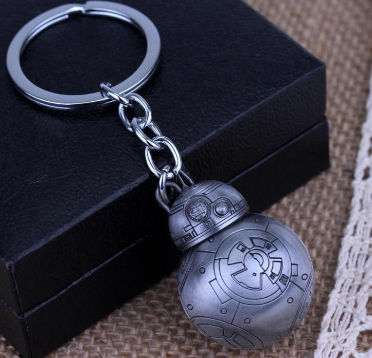 Star Wars 7 Force Awakening Ball Robot Creative Necklace