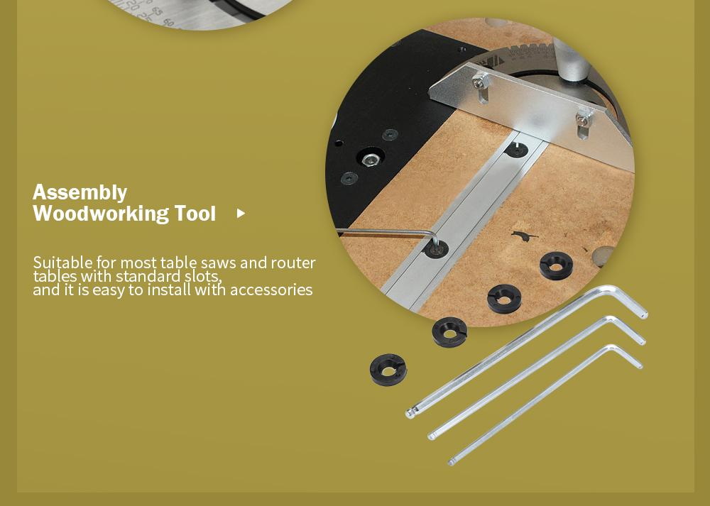 Sawing Table Assembly Gauge