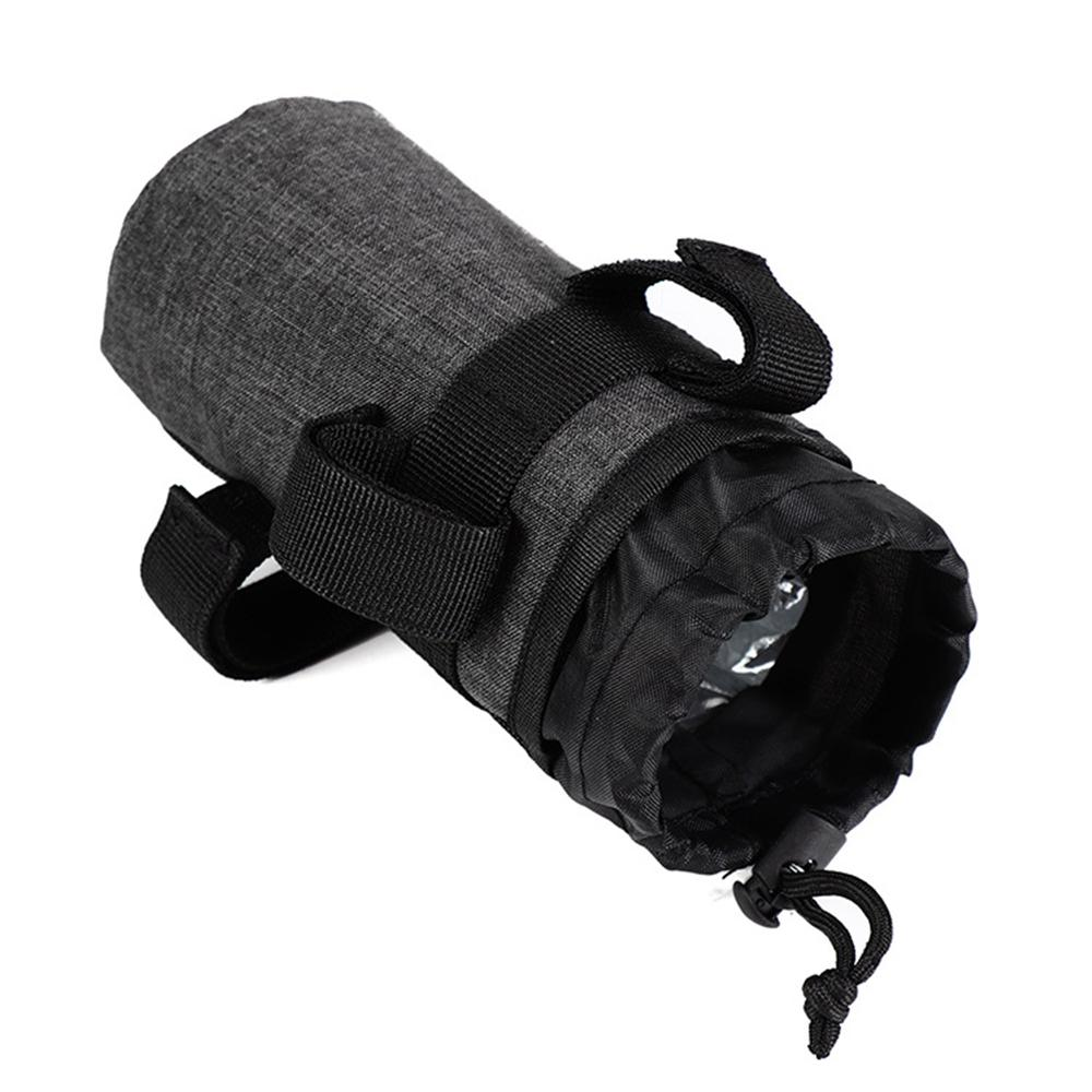 Outdoor Insulation Bag Polyester Bicycle Kettle Riding Car Equipment 750ml