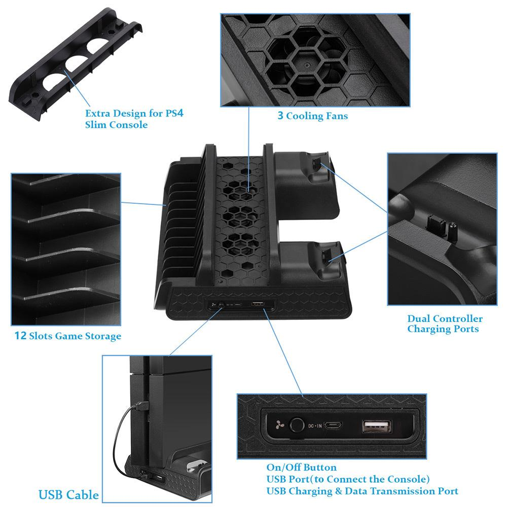 Multifunction Console Dock