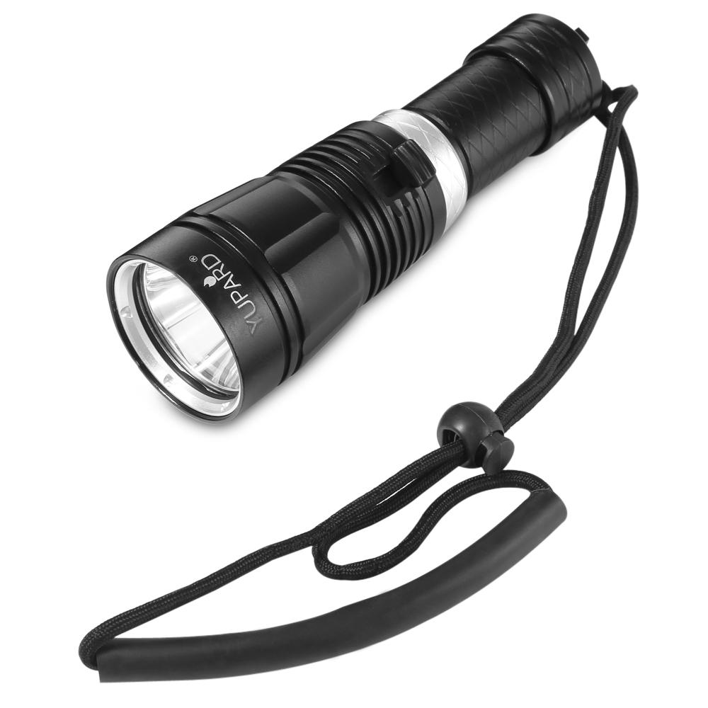 LBYB - 055 CREE XM - L2 Tactical Diving LED Flashlight
