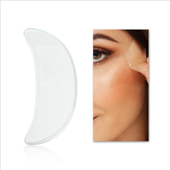 Silicone anti-wrinkle stickers