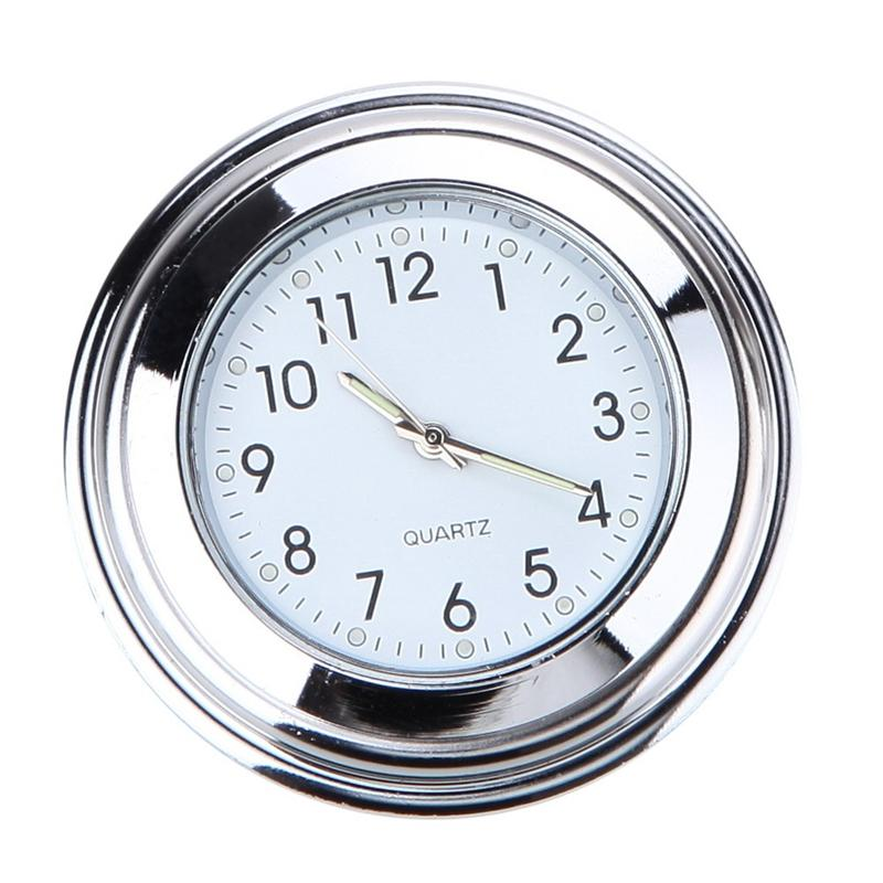 Motorcycle Hand Clock