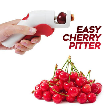 Easy Cherry Pitter