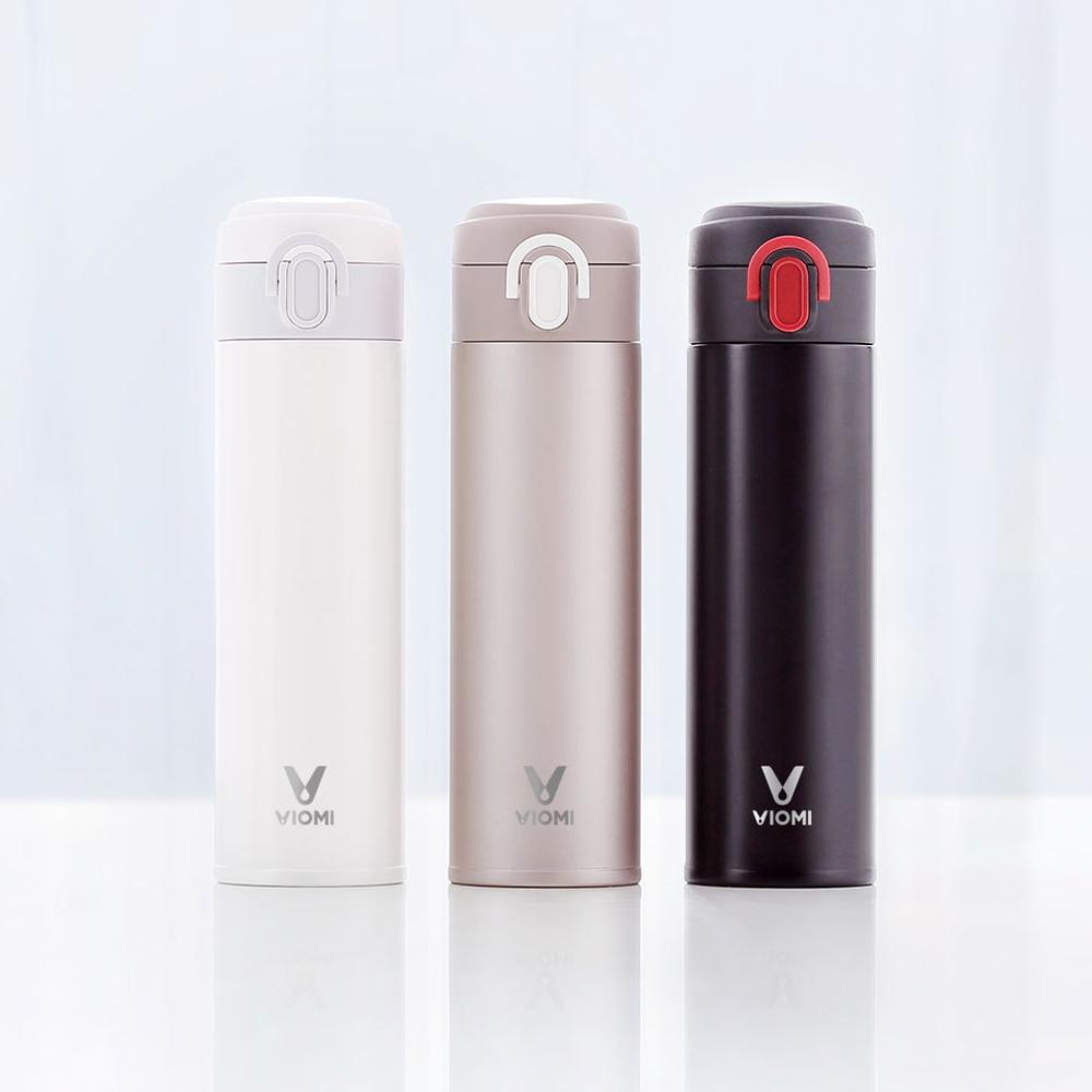 VIOMI Stainless Steel Vacuum Portable 300ml Thermos from Xiaomi youpin