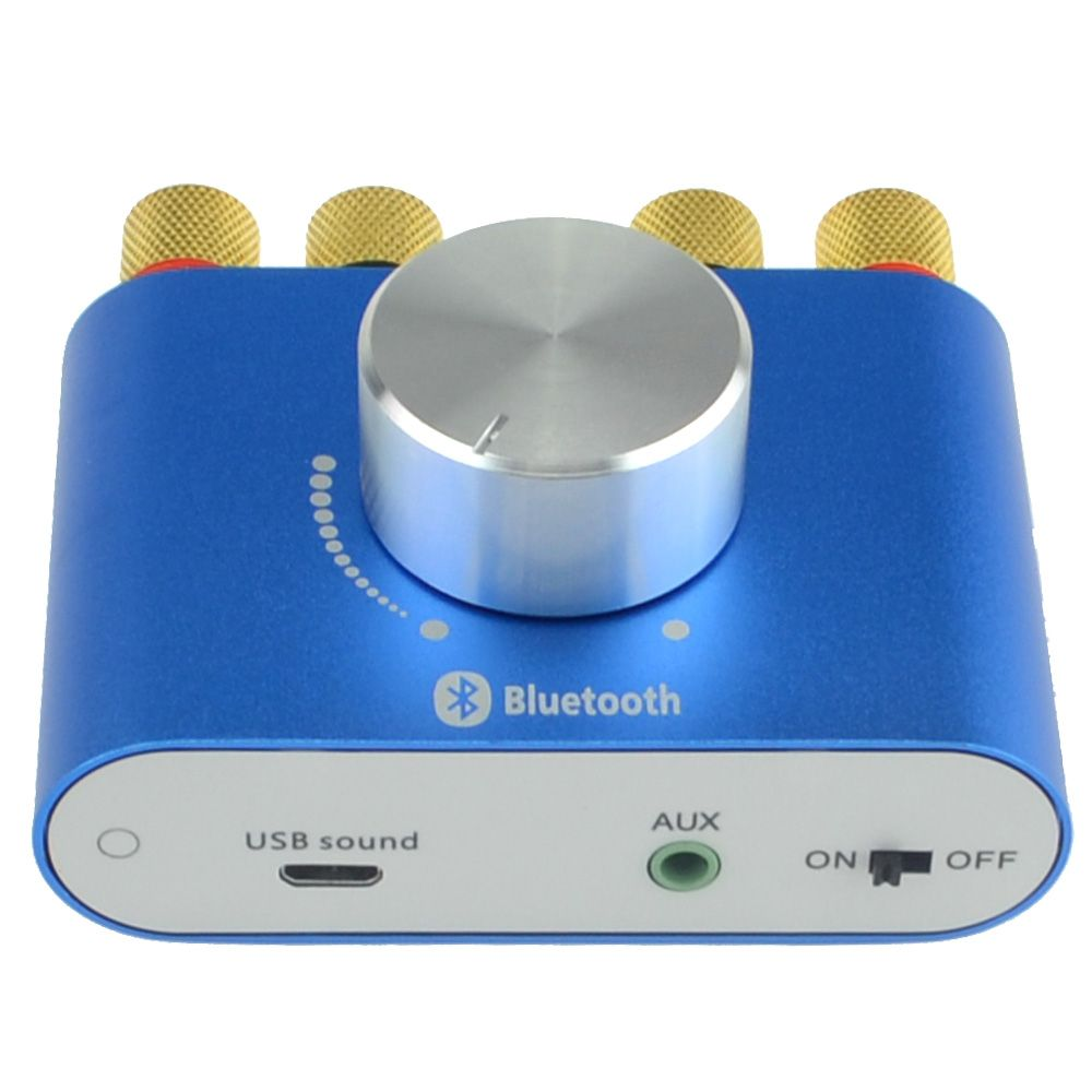 Bluetooth Power Amplifier