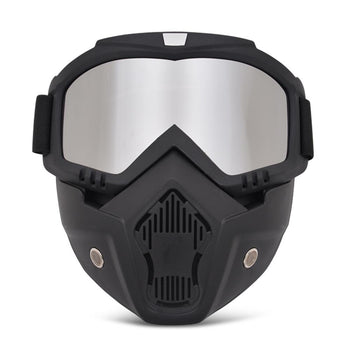 805 Off-road Protective Goggles Removable Dual Purpose Mask