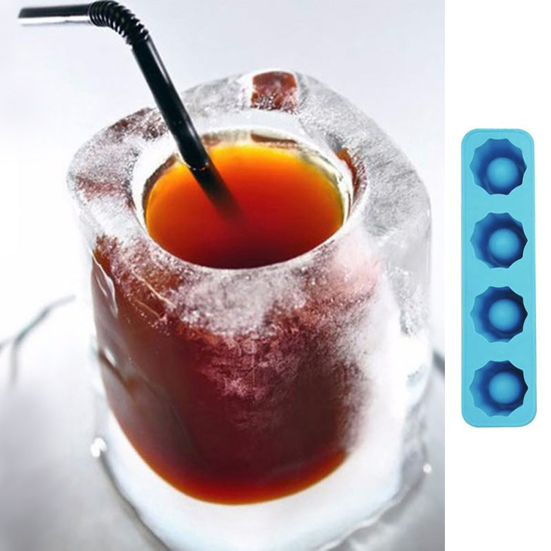 Solid Ice Shot Glasses
