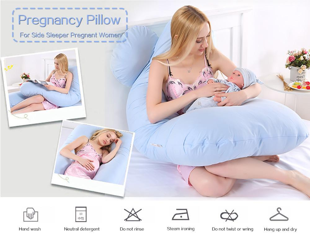 Pregnancy Pillow for Side Sleeper Pregnant Women