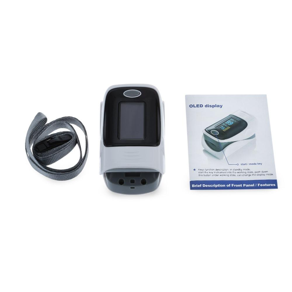 Fingertip Health Monitor
