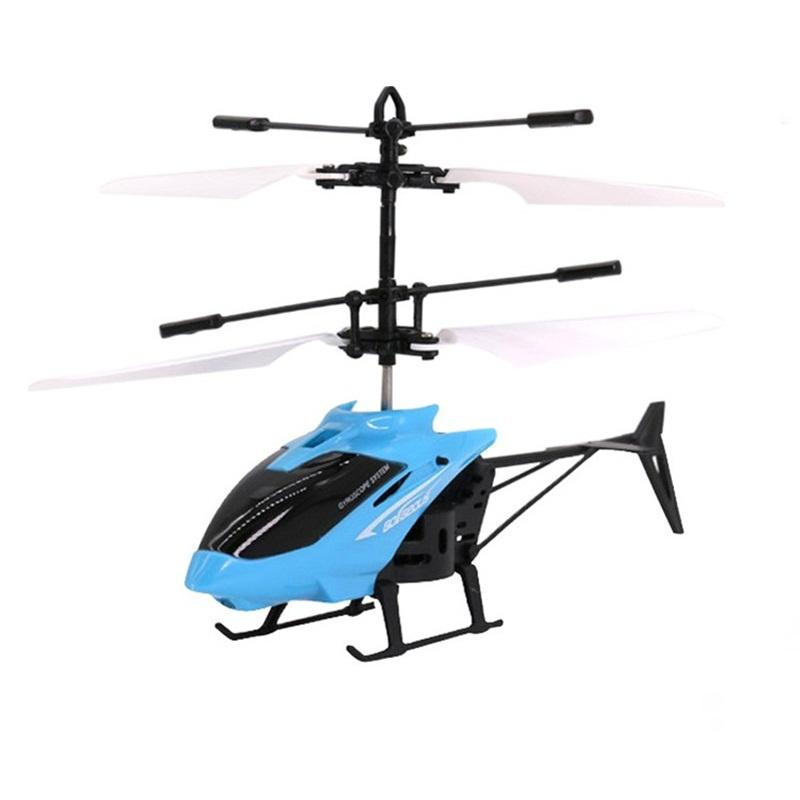 Infrared Induction Helicopter Toy for Kids