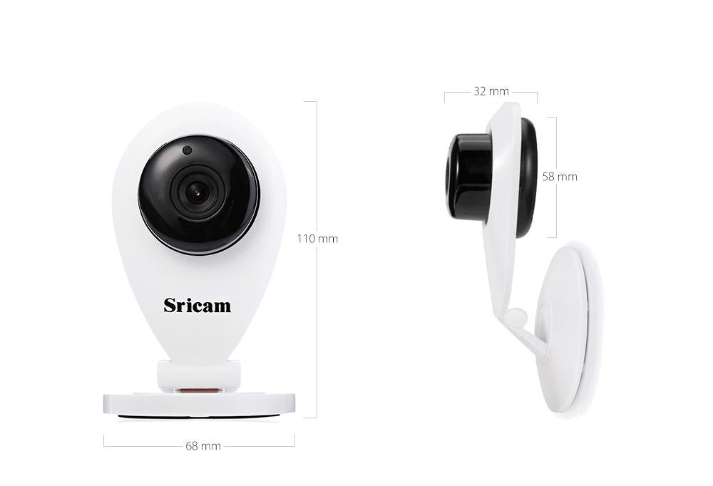 WiFi Security IP Camera