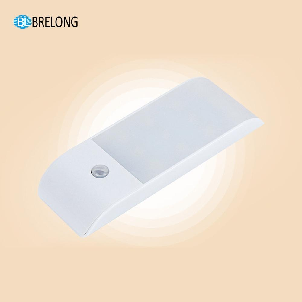 BRELONG  LED Induction  Body Sensor Wall Lights