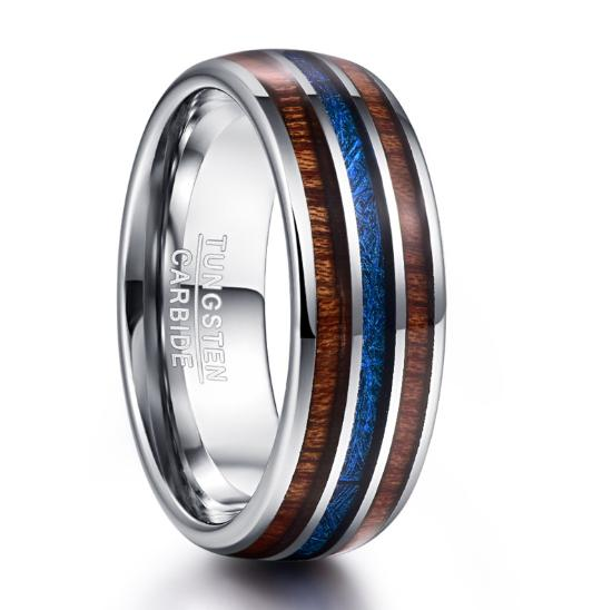Fashion Tungsten Steel  Ring