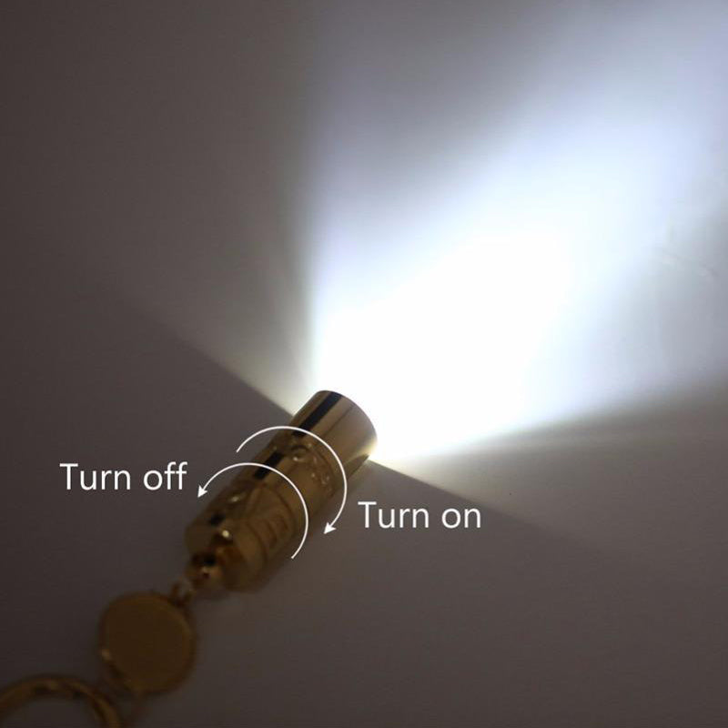 Keychain LED Light