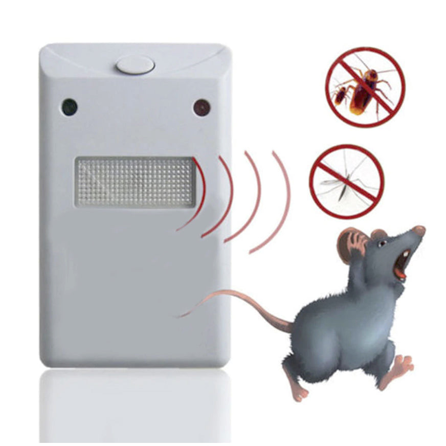 Ultrasonic Electronic Pests Repellent