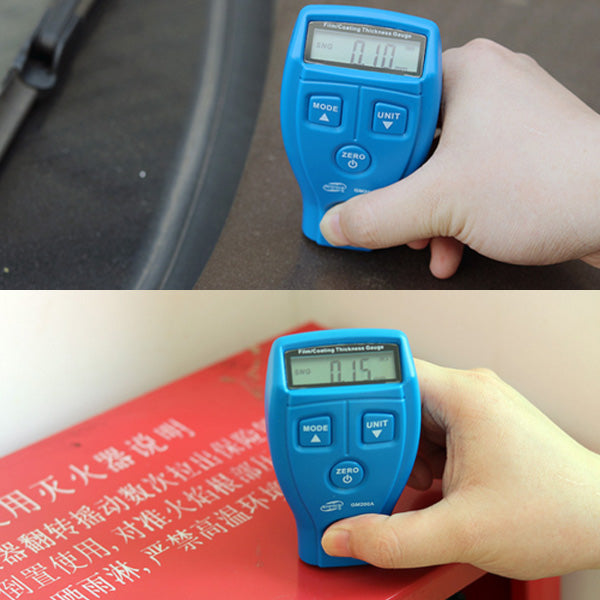 Paint Coating Thickness Measure