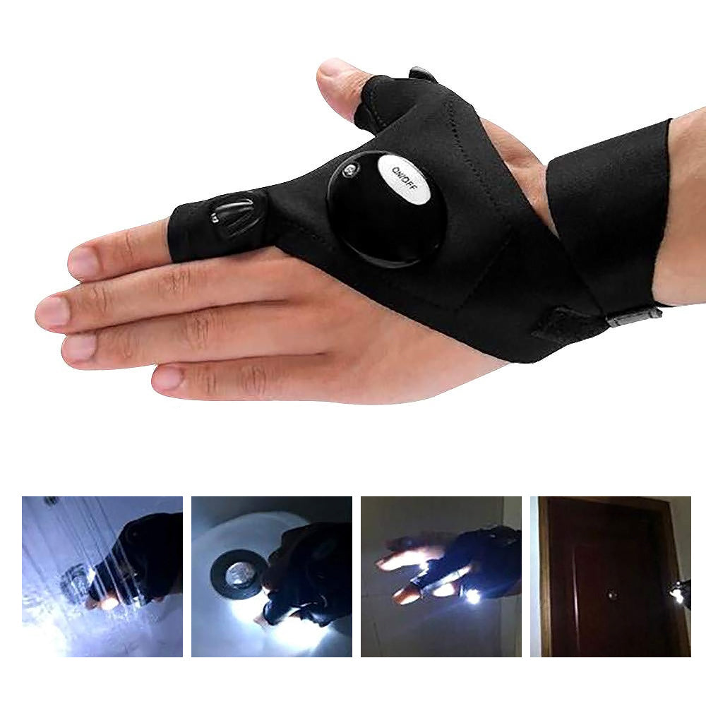 LED Night Glove