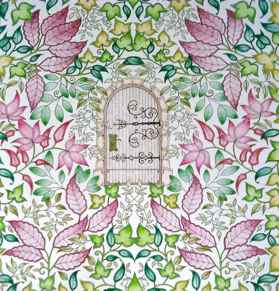 Secret Garden Coloring Book – Bidderlo.com