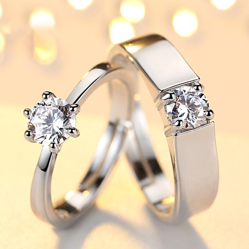 Couple's Love Rings