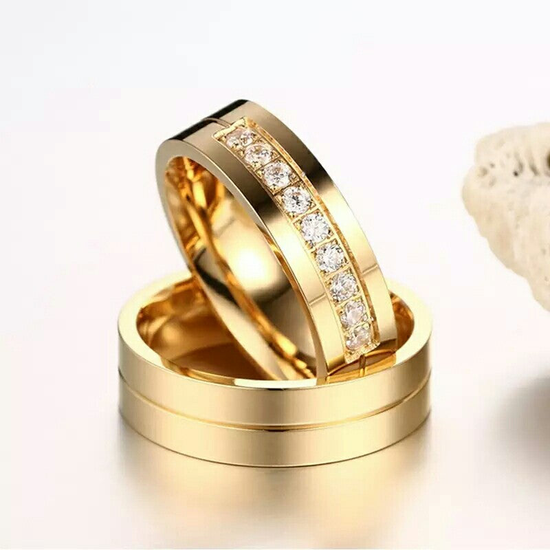Lovers Wedding Ring